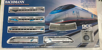 $ CDN339.68 • Buy HO Scale Bachmann The Acela Express Electric Train Set   01205 Tested  OB