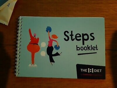 £2.50 • Buy CWP The 1:1 Diet Steps Booklet