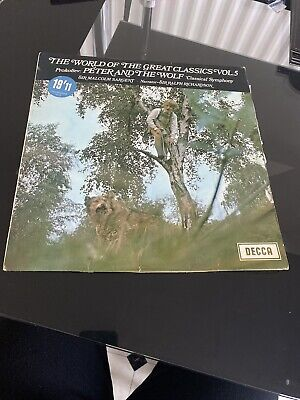 £1 • Buy Peter And The Wolf Vol 5 Lp