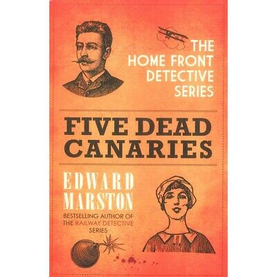 £4 • Buy Five Dead Canaries By Edward Marston (Paperback), Books, Brand New