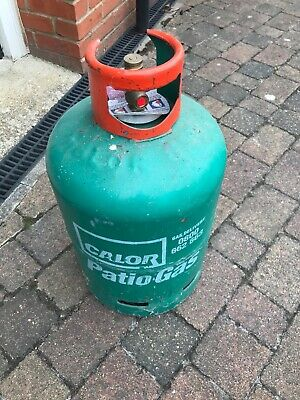 £56 • Buy 13kg Patio Calor Gas Bottle. Unused - My BBQ Is Broken, Returning To Charcoal!