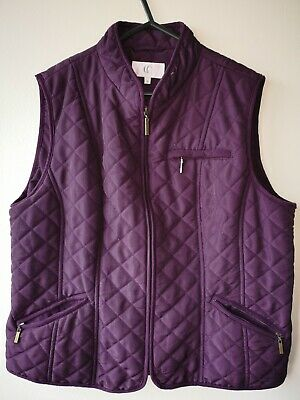 £2.99 • Buy Purple Country Casual Bodywarmer Size 16