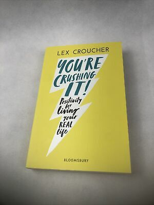 AU14.95 • Buy You're Crushing It By Lex Croucher Paperback Free Shipping