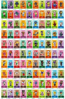 AU3 • Buy Animal Crossing Amiibo Cards Series 4 Official New Horizons