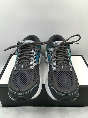 $ CDN55.62 • Buy Brooks Addiction 13 1202531B092 Running Shoes Grey Blue Lace Up Womens Size 12 B