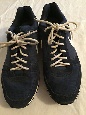 $ CDN24.17 • Buy Nike Womens Leather/mesh Navy Tennis Shoes Size 8 Us 7 Uk 41 Eur