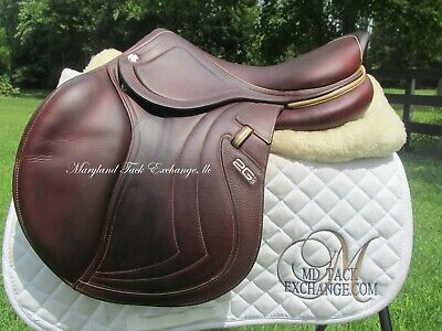 $ CDN5066.55 • Buy 17  CWD SE32 MADEMOISELLE Close Contact Jumping Saddle 3C Flaps-2017 MODEL!!