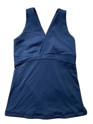 $ CDN35.07 • Buy Lululemon V Neck Black Active Top  Size 4