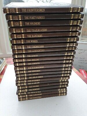 £30 • Buy The Old West By Time Life - 22 Books - Joblot Collection American History
