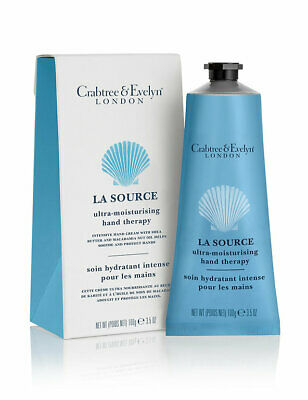 £21 • Buy Crabtree And Evelyn La Source Ultra Moisturising Hand Cream Therapy 100g