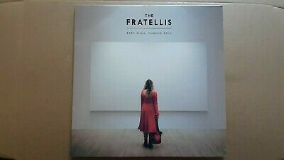 The Fratellis       Eyes Wide, Tongue Tied       Vinyl Lp Records   • 1.50£
