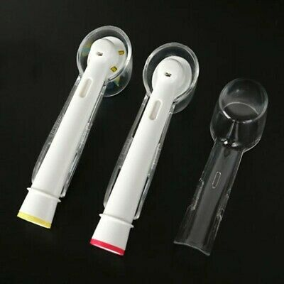AU8.39 • Buy Electric Toothbrush Head Cover Case Cap Travel Brush Protector For Braun Oral-B