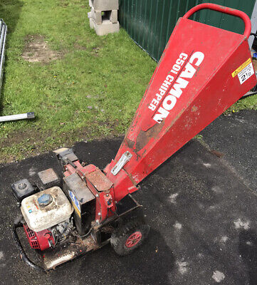 £275 • Buy Camon C50i Chipper Wood Chipper Spares And Repairs Honda Engine