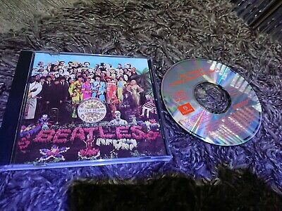 £3.50 • Buy The Beatles - Sgt. Pepper's Lonely Hearts Club Band (CD, 1992)