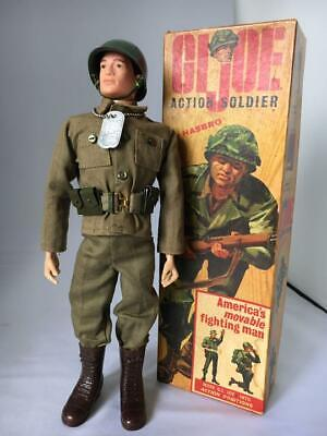 $ CDN515.63 • Buy Vintage GI JOE 1964 With A Box From That Time Vintage Showa Retro Super Rare