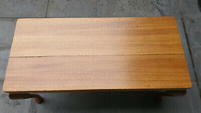 AU20 • Buy Antique Rectangular Timber Coffee Table
