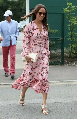 £325 • Buy By Timo Ladies Gorgeous Long Floral Dress Size 12 BNWT Aso Celebrity Rrp £495