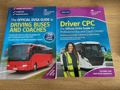 £22 • Buy DVSA Guide To Driving Buses And Coaches+Know Your Traffic Signs And Highway Code