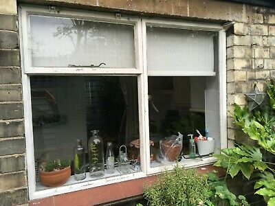 £95 • Buy Crittall Casement Windows, 2 Opening Panes. Carefully Removed. Glazing Intact.
