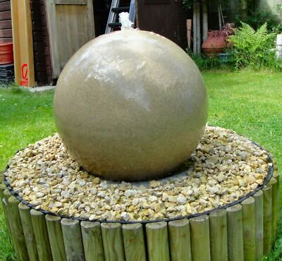 £90 • Buy Large Concrete Ball Water Feature, With Water Access.