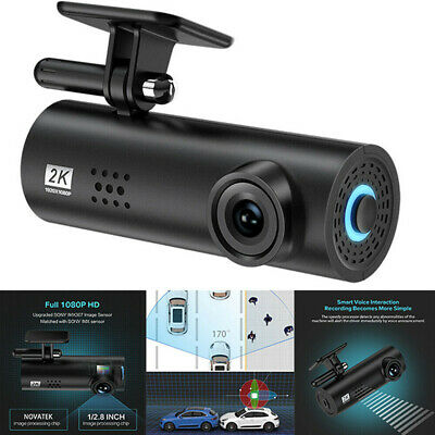 AU46.29 • Buy 1080P Full HD Car DVR Camera Dash Cam WIFI G-sensor Video Recorder Night Vision