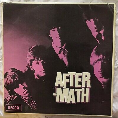£250 • Buy Rolling Stones - Aftermath Shadow Cover 1st Uk Press Lk4786 Unboxed 1966 Mono