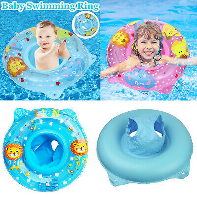£5.97 • Buy For Baby Swimming Ring Inflatable Float Seat Toddler Kid Water Pool Swim Aid Toy