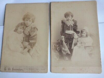 £4 • Buy Cabinet Cards Children