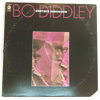 £19.99 • Buy BO DIDDLEY Another Dimension Blues Funk Breaks LP HEAR Chess