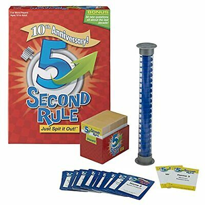 AU25.73 • Buy 5 Second Rule Anniversary Edition