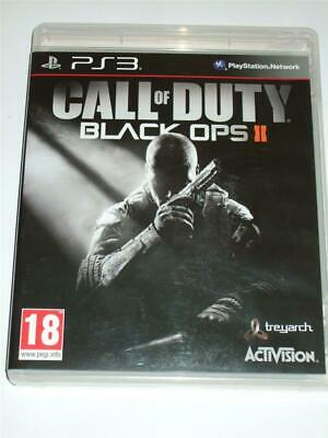 £6.95 • Buy Call Of Duty Black Ops 2 II  Playstation 3  PS3  FREE UK  P&P