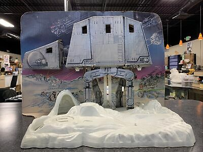 $ CDN24.79 • Buy Vintage 1980 Kenner Star Wars Hoth Ice Planet At-At Action Playset