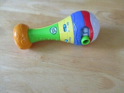 £7.15 • Buy Leap Frog  Microphone 2005 Shake It Up Colors Counting/Lights English/Spanish 7