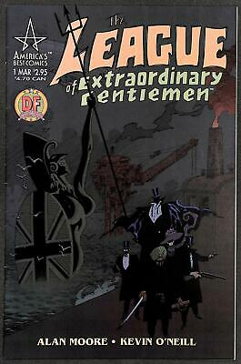 £34.95 • Buy League Of Extraordinary Gentlemen #1 Dynamic Forces Variant With Cert VFN-
