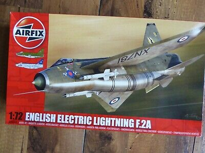 £18 • Buy Airfix 1/72 Scale English Electric Lightning F.2A