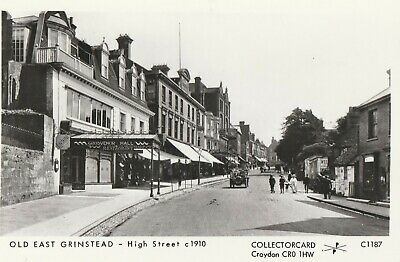 £1.18 • Buy B England Sussex Old Postcard English Collecting East Grinstead