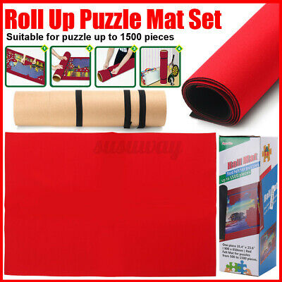 £18.03 • Buy Puzzle Mat Board Roll Up Storage Tube Holder Organizer Save To 1500p