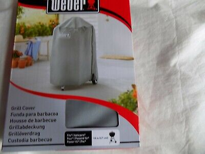 $ CDN33.22 • Buy Weber Grill Cover 7175 Fits Most 47cm 18  Charcoal Grills BNIP