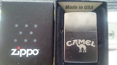 £0.70 • Buy BRAND NEW  CAMEL ZIPPO LIGHTER SLOVAKIA  LIMITED EDITION 2018 ESSENTIALS Version