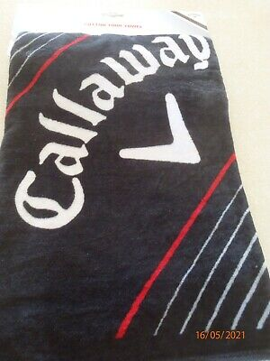 £15 • Buy Callaway Golf Tour Towel (30  X 20  )