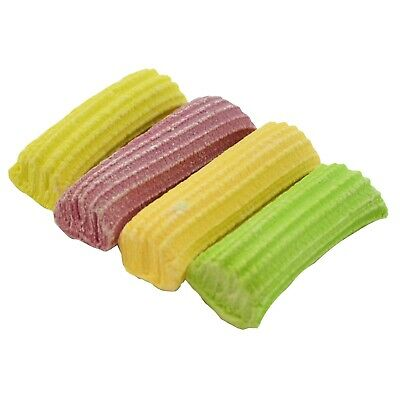 £7.49 • Buy Stockleys Fruit Candy Rock Sticks Retro Sweets Traditional Coltsfoot Pick N Mix