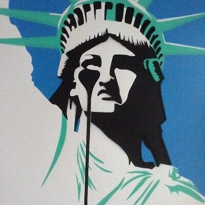 £500 • Buy Pure Evil - America's Nightmare - Signed Limited Edition Print - Stored Flat