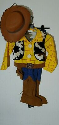 £12.50 • Buy Disney Store Toy Story Woody Costume Fancy Dress Up Outfit, Hat   5-6yrs