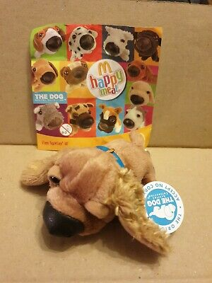 £2.50 • Buy Mcdonalds Happy Meal Toys, The Dog Artists Collection  2005.