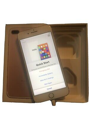AU217.62 • Buy Apple Iphone 7 Plus 32gb Unlocked