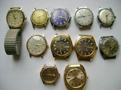 $ CDN121 • Buy Lot  Vintage Watches Cardinal For Parts Or Restore