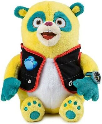 £9.99 • Buy 14  Disney Store Special Agent Oso Yellow Panda Bear Paw Jacket Soft Cuddly Toy