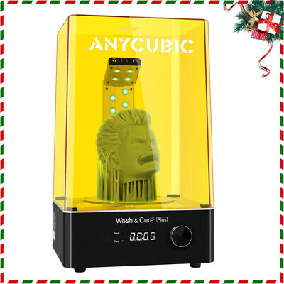 AU359 • Buy AU ANYCUBIC Wash And Cure Plus Washing & Curing For LCD 3D Printer Photon Mono X