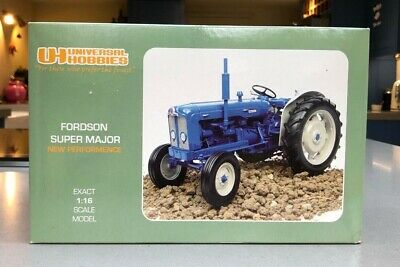 £65.99 • Buy UH2780 Fordson Super Major New Performance 1.16 Scale Diecast Model
