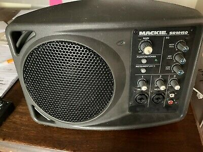 $195 • Buy Mackie SRM 150 Compact Powered PA System